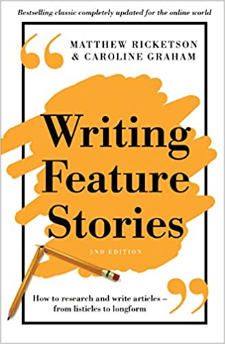 Image result for writing feature stories amazon