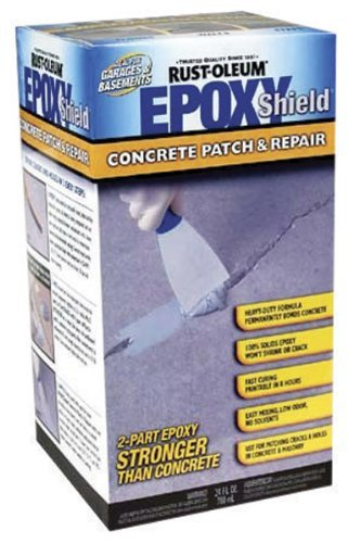 EpoxyShield Concrete Patch And Repair by RUST-OLEUM (Epoxyshield Concrete)