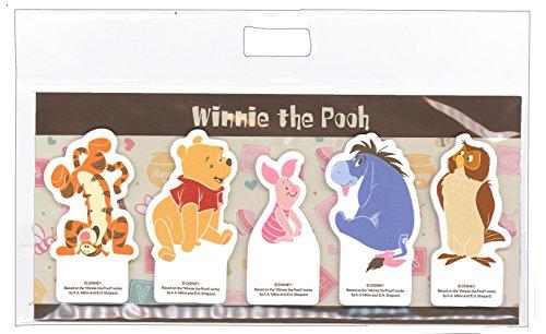 Die Cut Sticky Notes - Disney Winnie the Pooh Die cut Sticky Note Post it DZ-78321