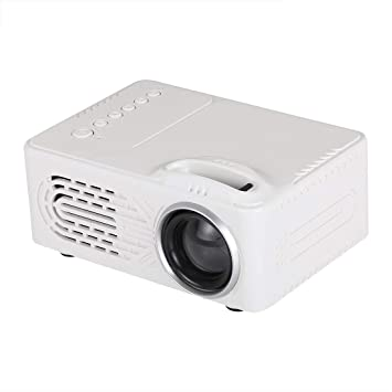 CHANYO proyector portátil, RD814 Distancia Ajustable 600 lúmenes ...