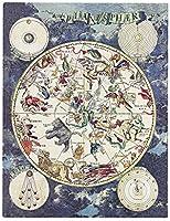 Paperblanks - Calendario de 12 meses 2020, diseño de mapa ...