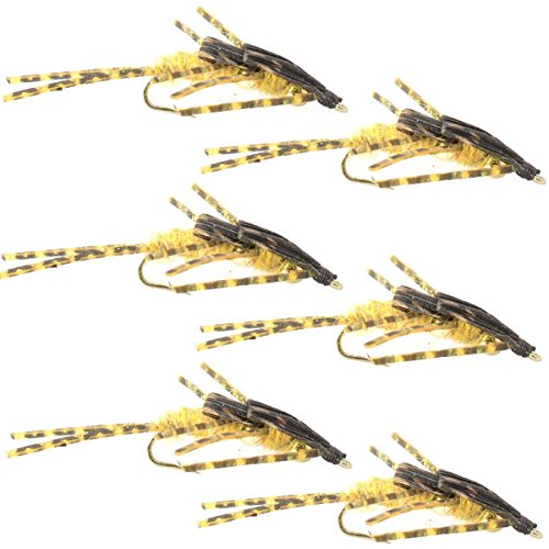 Double Bead Nymph Fly Fishing Flies - Mike