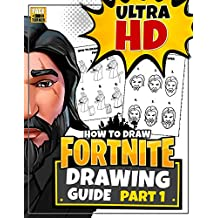 HOW TO DRAW FORTNITE (Part 1): Learn how to draw Fortnite skins ~ (Unofficial book)