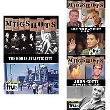 "Collection Mugshots: The Mob – John Gotti / Sammy (""The Bull"") Gravano / Atlantic City – 3 DVD"