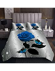 Feelyou Girls Unicorn Quilts Purple Unicorn Bedspread Universe Outer Space Bedding Set Star Constellation Coverlet Set 1 Bedspread with 1 Pillowcase Twin