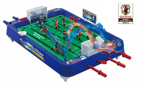 Super Soccer Stadium Japanese National Soccer team Striker model Crossfire