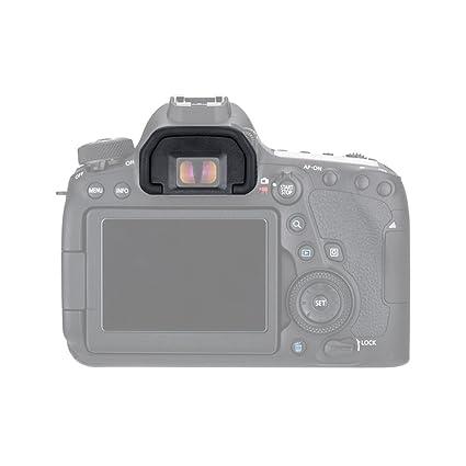 Copa ocular JJC cámara réflex digital visor ocular para Canon 6d ...