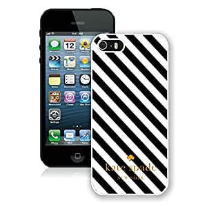 Newest Kate Spade iPhone 5 5s Case ,Popular And Unique Designed Kate Spade iPhone 5 5s White Phone Case Cover 048