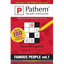 Pathem: the path word puzzle: Famous People