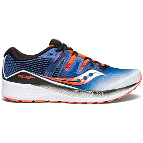 white Running Vizired Saucony Iso 035 De Blue Blanc Chaussures Ride Homme 0wAAIqgTx