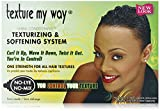 Organics Texture My Way No-Lye Organic Conditioning Texturizing System