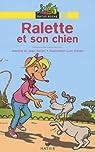 Ralette et son chien par Guion