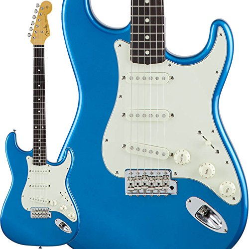 Fender Traditional 60s Stratocaster (Candy Blue) [Made in Japan] (Japan Import)