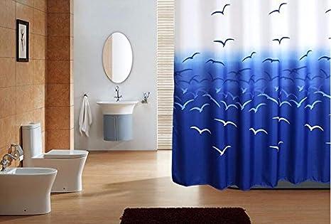 Pareti Divisorie In Tessuto : Peiwenin bagno ispessito tenda impermeabile per il bagno tessuto