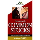 Handbook of Common Stocks - Fall Edition