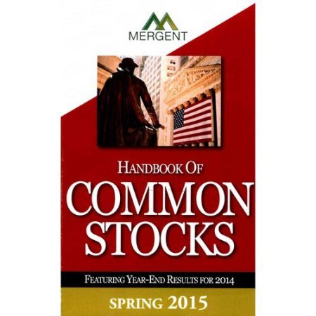 Handbook of Common Stocks - Fall Edition by Mergent Inc