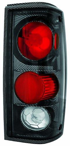 IPCW CWT-CE309CF Crystal Eyes Carbon Fiber Tail Lamp - Pair