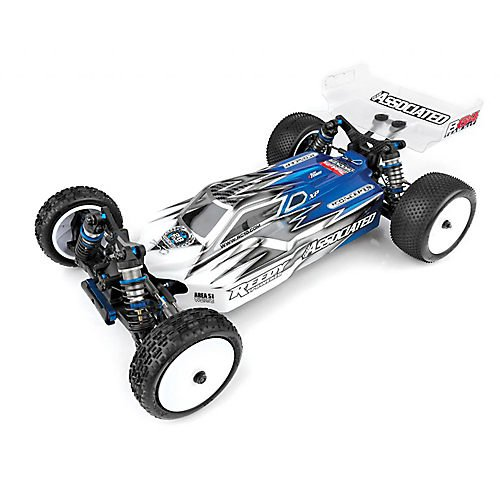 4wd Buggy Kit (Associated 1/10 RC10B64 Team 4WD Electric Off Road Competition Buggy Kit)