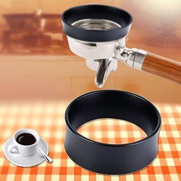 Aluminum Alloy Dosing Ring 58mm Espresso Portafilter Dosing Ring 58mm 58mm Espresso Dosing Ring Espresso Machine Accessories