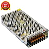 12V 10A 120W DC Switching Switch Power Supply for LED Strip, CCTV, 12Volt 10Amp (BY TRP TRADERS)