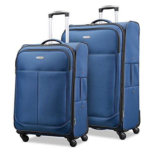 (Samsonite Advance Xlt Lightweight 2 Piece Softside Set (21