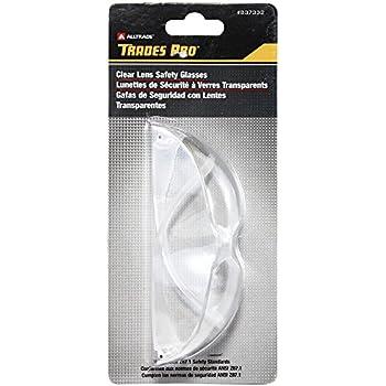 Polycarbonate #770728 Hobart Shatterproof Safety Glasses