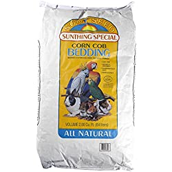 Sunseed Corn Cob Bedding - 2 cu. ft.