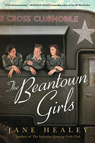 Book cover from The Beantown Girls by Jane Healey