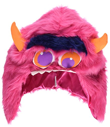 Jacobson Hat Company Fuchsia Furry Monster -