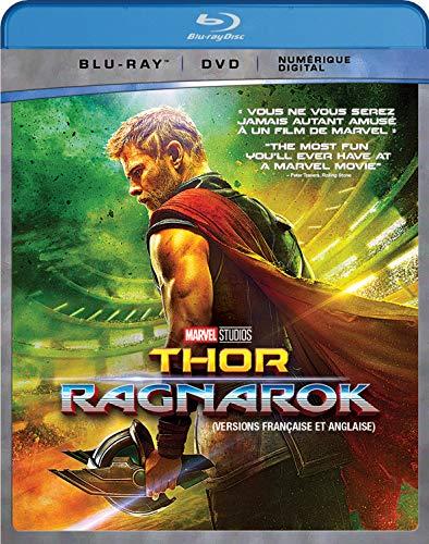 THOR: RAGNAROK [Blu-ray] (Bilingual)