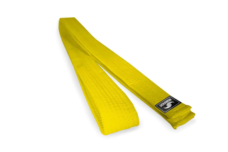 Dorawon Amarillo cintur/ón en algod/ón Mixta ni/ño