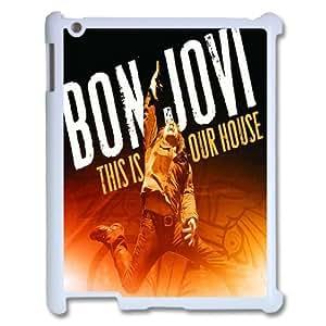 diy 3D Case Cover for iPad 2,3,4 - Bon Jovi case 7