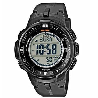 889a6af0e232 Reloj Casio Pro Trek para Hombre PRW-3000-1ER  Amazon.es  Relojes