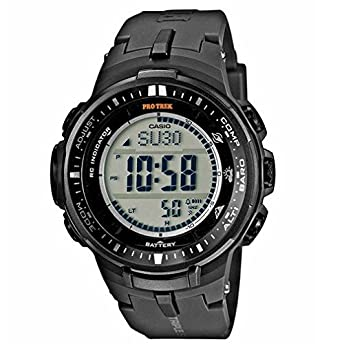 000269398033 Reloj Casio Pro Trek para Hombre PRW-3000-1ER  Amazon.es  Relojes