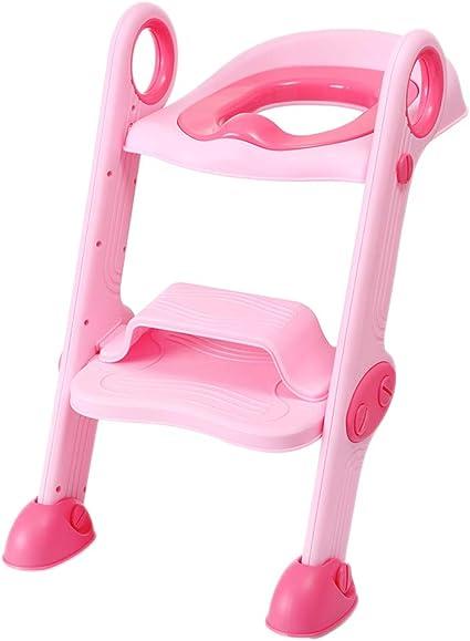Lavabo de inodoro para niños escalera para inodoro niño infantil orinal para inodoro asiento para bebé lavadora: Amazon.es: Bebé