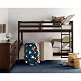 Dorel Living Dylan Kids Bunk Beds, with Guard Rail