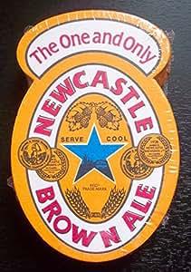 Newcastle Ale Cardboard Beer Coaster Pack of 20