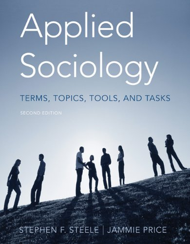 Applied Sociology: Terms, Topics, Tools, and Tasks