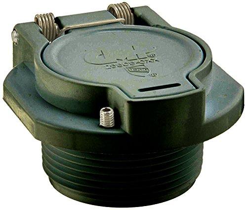 Custom Molded Products 25505-007-000 Vacuum Lock, 1.5-Inch, Dark Grey