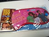 High School Musical 2 Sleep Mask - Pink and Red