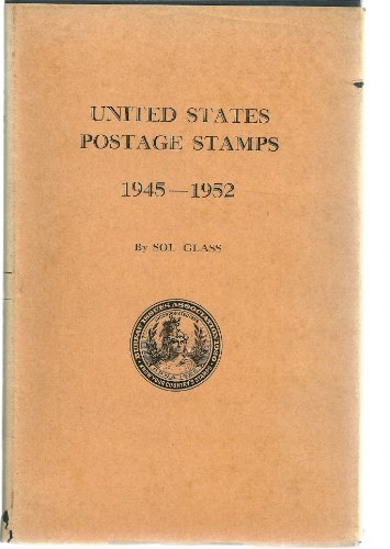 United States Postage Stamps 1945-1952, Signed