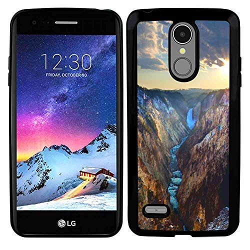 Canyon Soft TPU Case Fit LG K8 (2017) [5 Version]