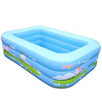Amazon.com: DSFGHE - Piscina hinchable para niños ...