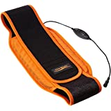 Thermedic Pw140l Far Infrared Neck, Shoulder and Lower Back Heating Pad, Orange, 1.2 Pound