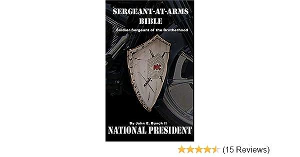 sergeant at arms speech sample