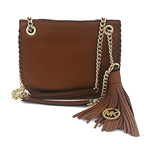 Michael Kors Whipped Chelsea Handbag Luggage - Handbag Michael Chelsea Kors