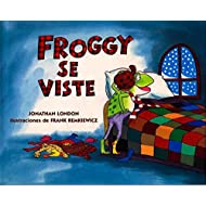 Froggy se viste (Spanish Edition)