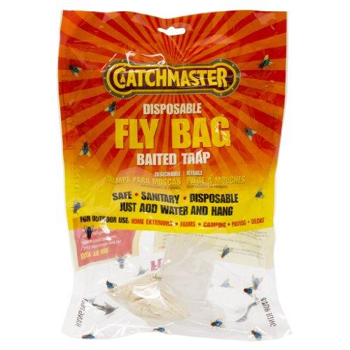 baited fly bag trap