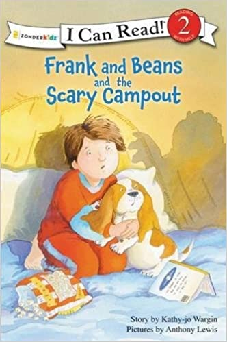 Frank and Beans and the Scary Campout (I Can Read! / Frank and Beans Series)