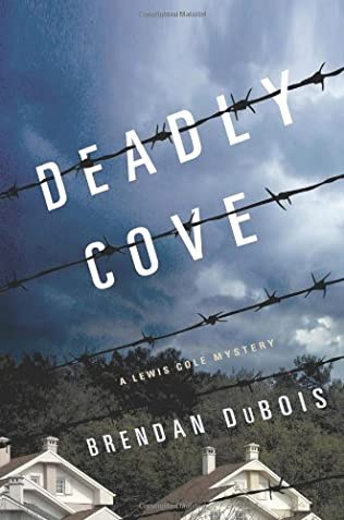 book cover of Deadly Cove